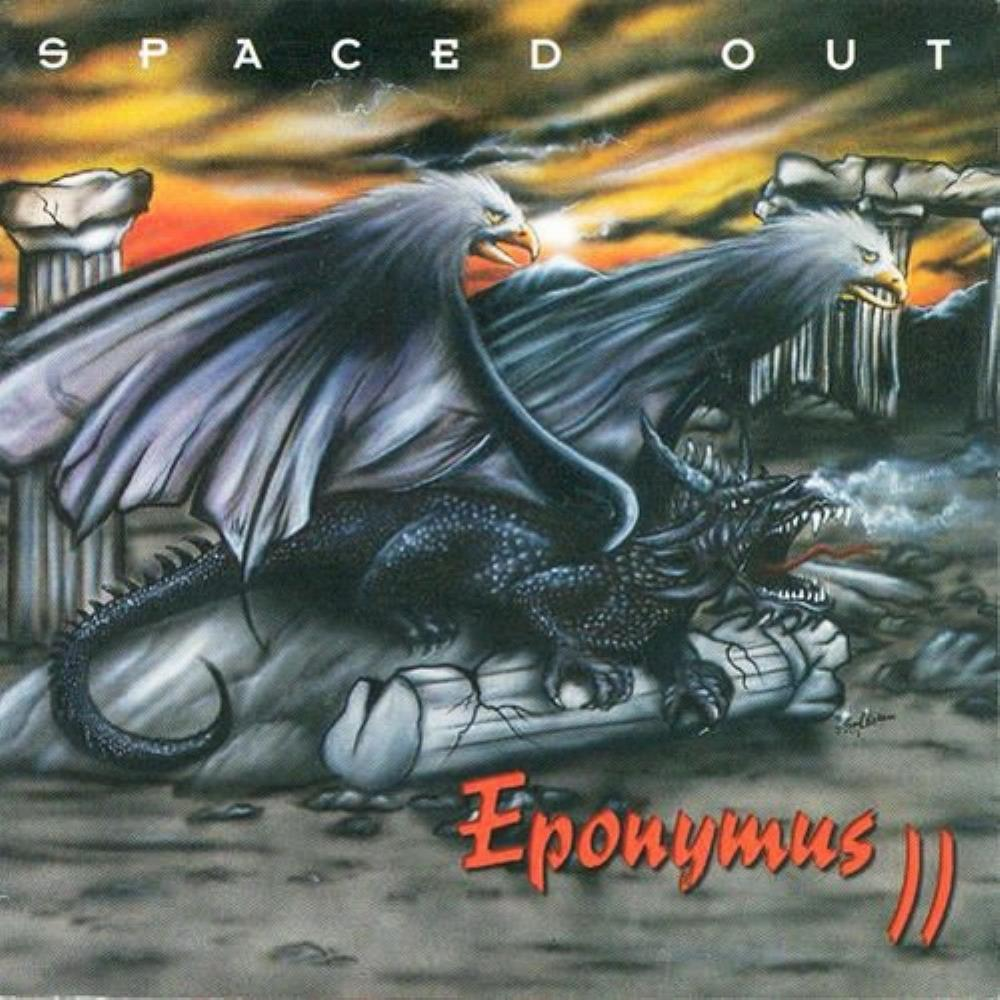 Eponymus II by SPACED OUT album cover