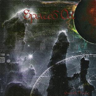 Spaced Out - Unstable Matter CD (album) cover