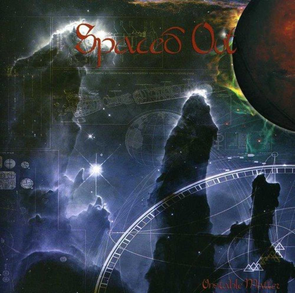 Unstable Matter by SPACED OUT album cover