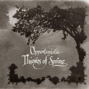 A Forest Of Stars - Opportunistic Thieves of Spring CD (album) cover