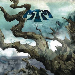Astra - The Weirding CD (album) cover