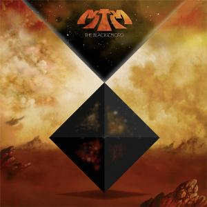 Astra - The Black Chord CD (album) cover