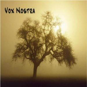 Vox Nostra - Vox Nostra CD (album) cover