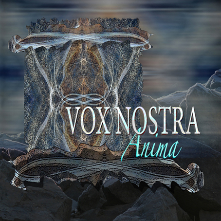 Vox Nostra - Anima CD (album) cover