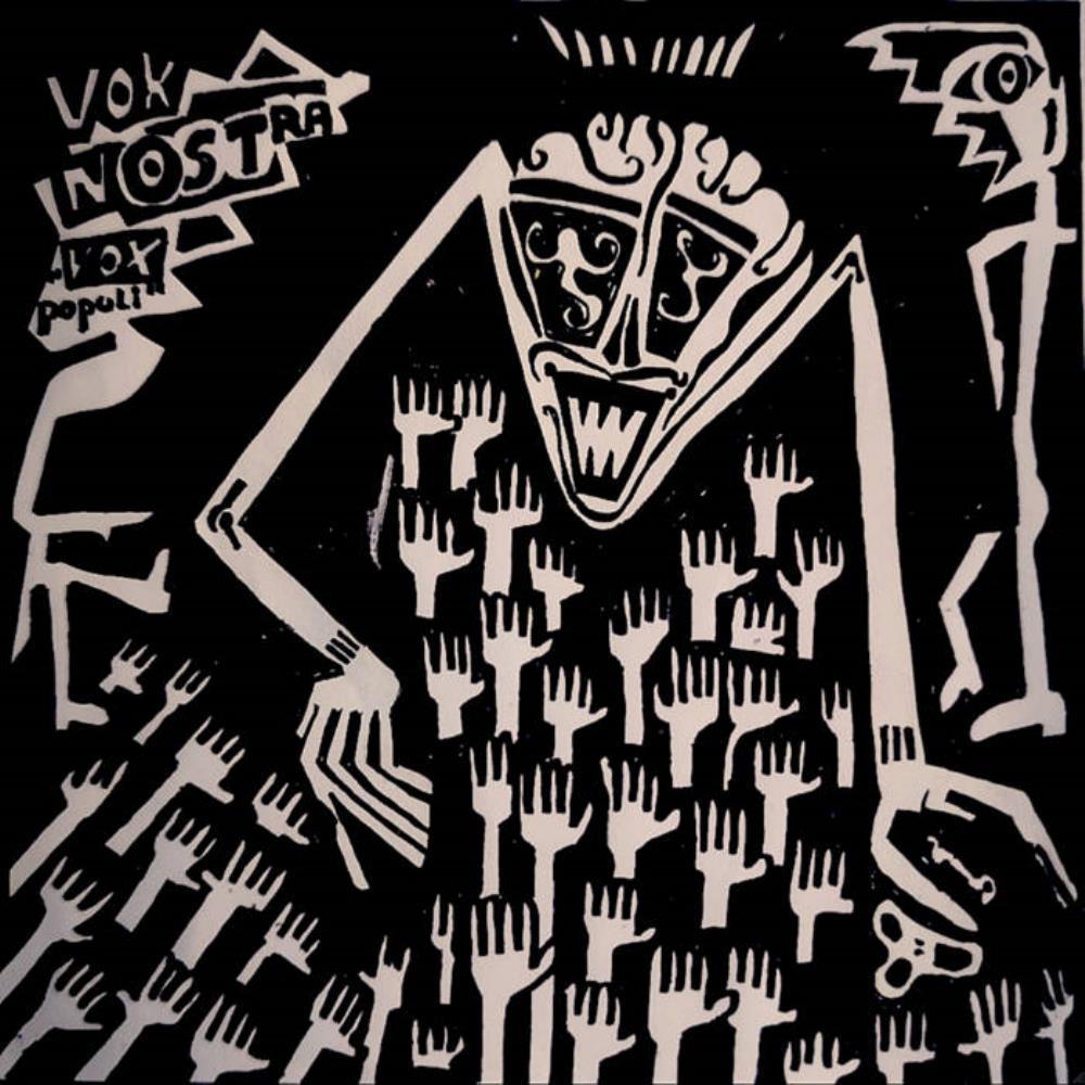 Vox Populi by VOX NOSTRA album cover