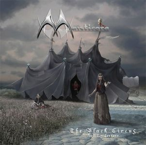 Manticora The Black Circus Part 1 - Letters album cover
