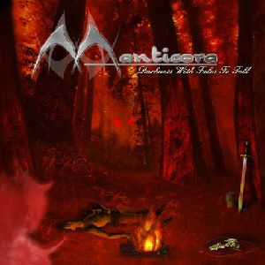 Manticora Darkness With Tales To Tell album cover
