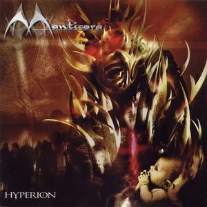 Manticora Hyperion album cover