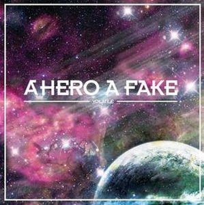 Volatile by HERO A FAKE, A album cover