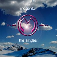 Magenta The Singles album cover