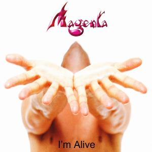 Magenta - I'm Alive CD (album) cover