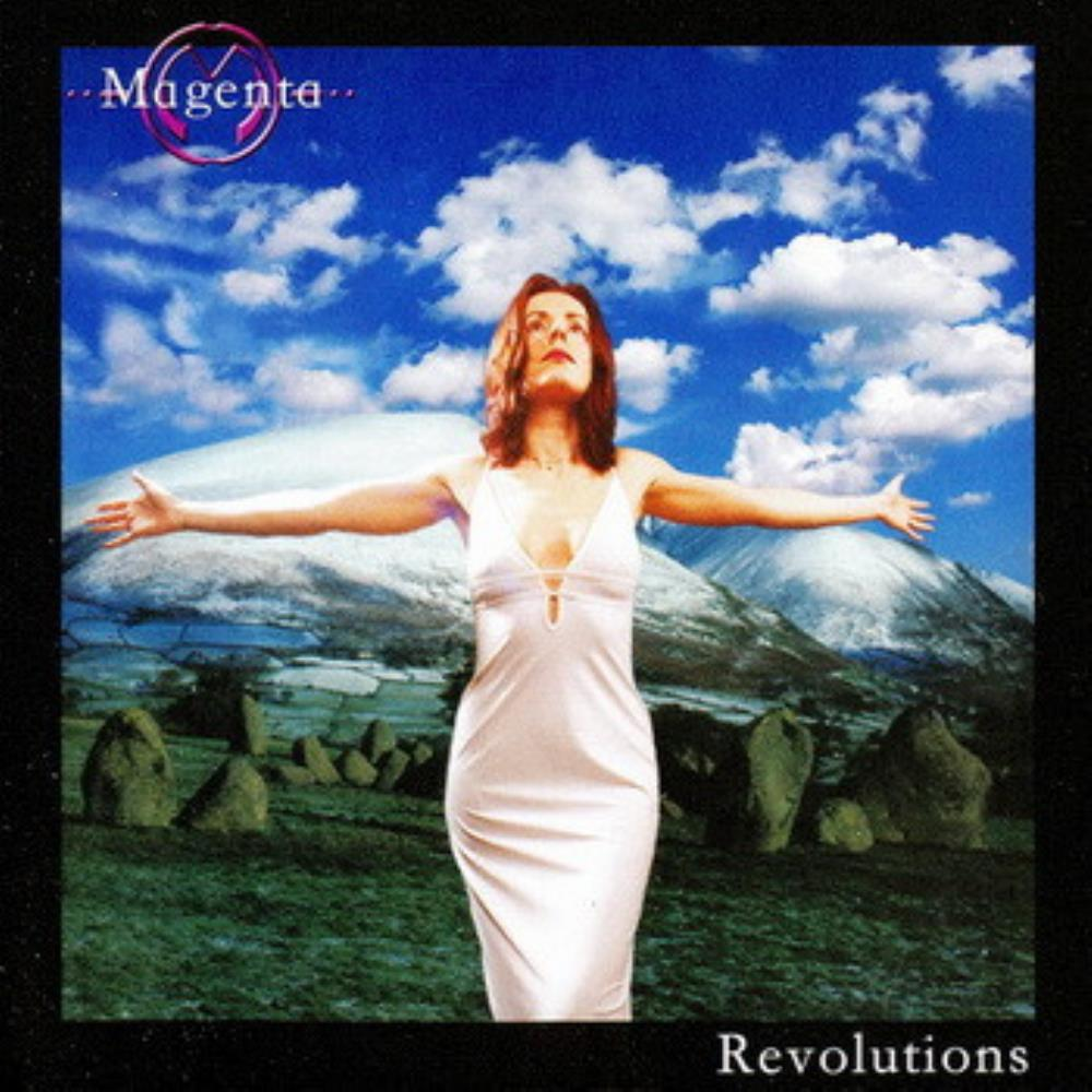 Magenta - Revolutions CD (album) cover