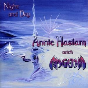Magenta - Night And Day (with Annie Haslam) CD (album) cover