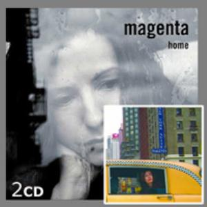 Magenta Home + New York Suite album cover