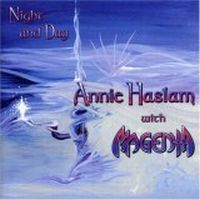 Magenta Night And Day (with Annie Haslam) album cover