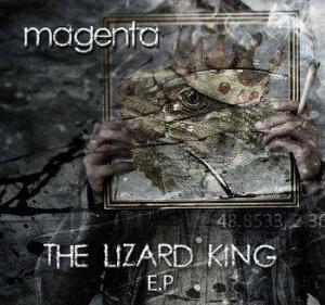 Magenta The Lizard King E.P. album cover