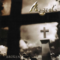 Magenta - Broken CD (album) cover