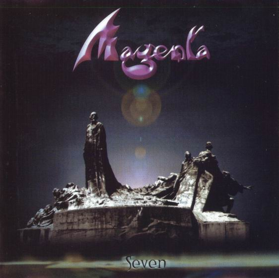 Seven by MAGENTA album cover