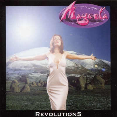 Revolutions by MAGENTA album cover