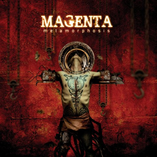 Metamorphosis by MAGENTA album cover