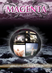Magenta - The Gathering (DVD) CD (album) cover