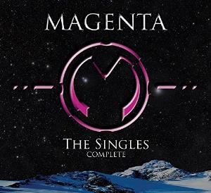 The Singles Complete by MAGENTA album cover