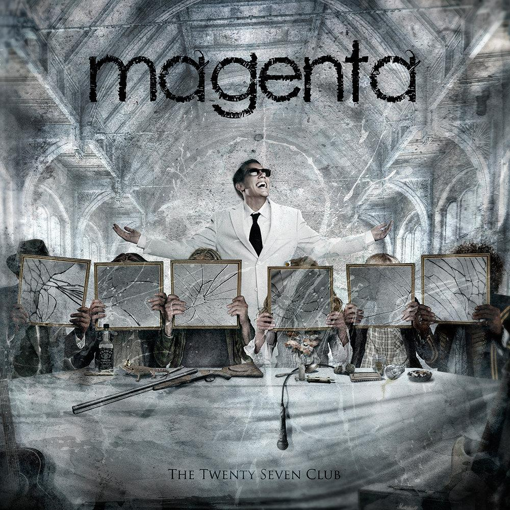The Twenty Seven Club by MAGENTA album cover