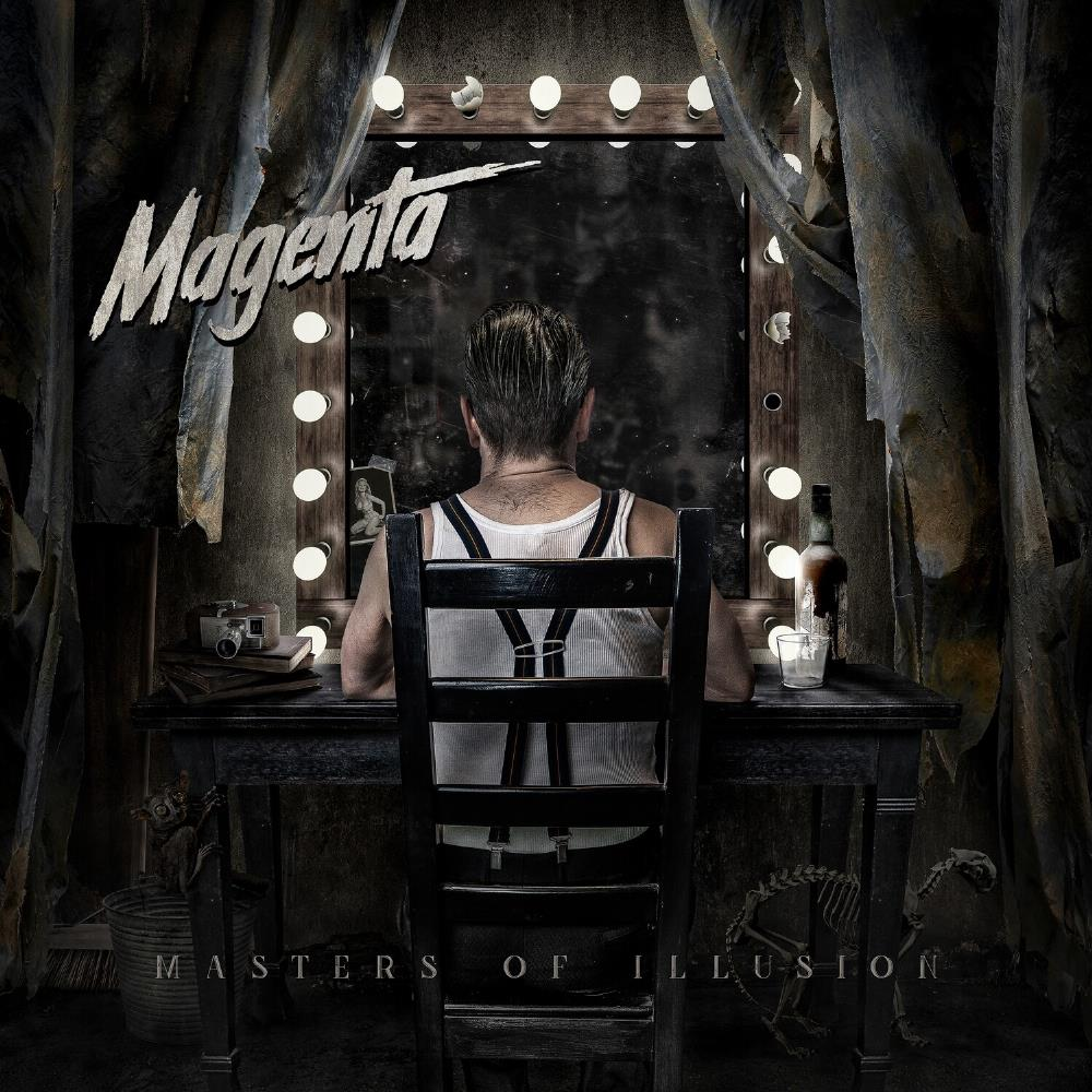 Masters of Illusion by MAGENTA album cover
