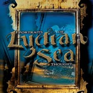 Lydian Sea Portraits Of Thought album cover