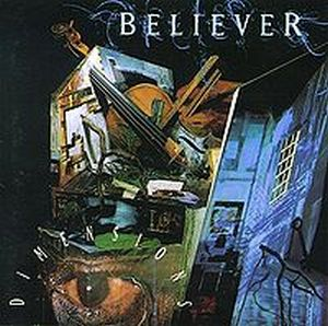 Believer Dimensions album cover