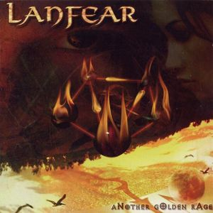 Lanfear - Another Golden Rage CD (album) cover
