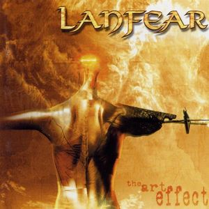 Lanfear - The Art Effect CD (album) cover