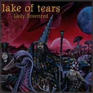 Lake Of Tears Lady Rosenred album cover
