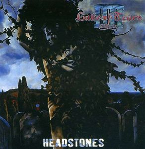 Lake Of Tears Headstones album cover