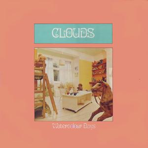 Clouds - Watercolour Days CD (album) cover