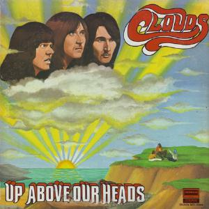 Clouds - Up Above Our Heads CD (album) cover
