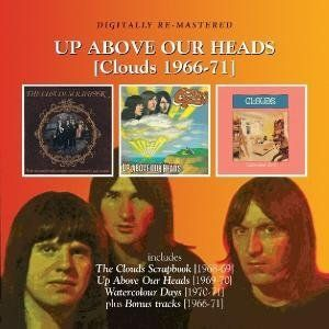Clouds - Up Above Our Heads [Clouds 1966-71] CD (album) cover