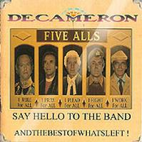 Say Hello to the Band andtheBestofWhatsLeft by DECAMERON album cover