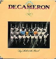 Say Hello to the Band by DECAMERON album cover