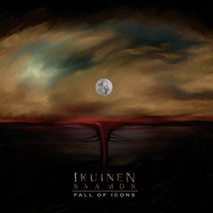 Ikuinen Kaamos Fall of Icons album cover