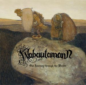 Klabautamann Our Journey Through The Woods album cover