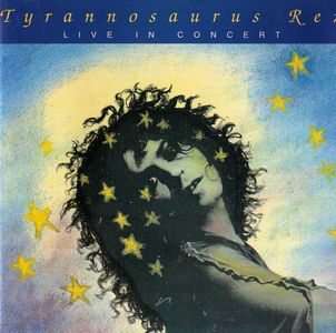Tyrannosaurus Rex (not T. Rex) - BBC Radio 1 Live In Concert CD (album) cover
