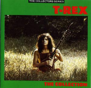 The Collection by TYRANNOSAURUS REX (NOT T. REX) album cover