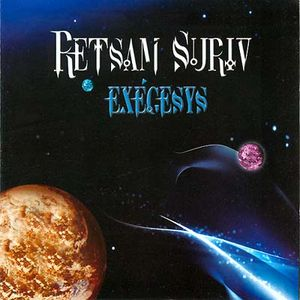 Exégesys by RETSAM SURIV album cover