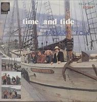 Time and Tide by FARAWAY FOLK album cover