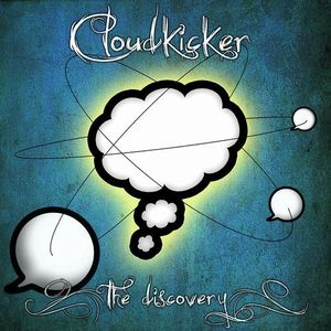 Cloudkicker - The Discovery CD (album) cover