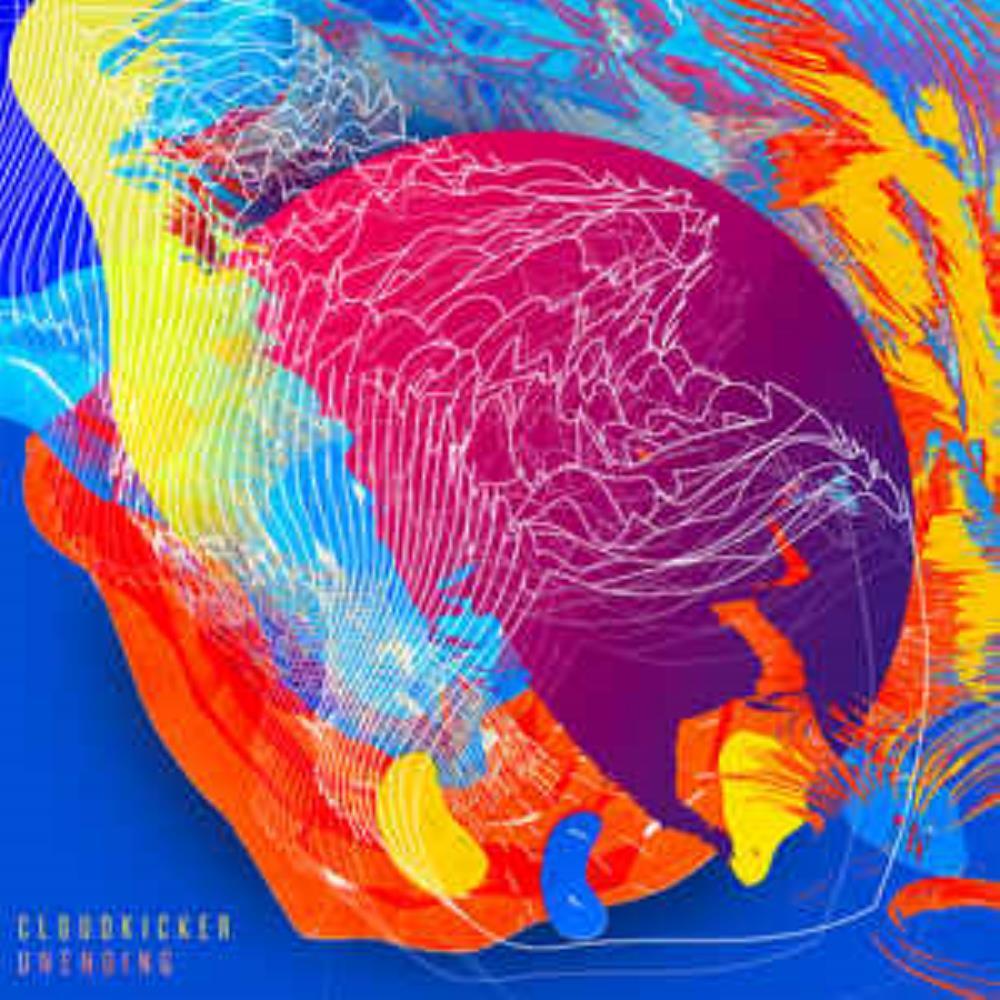 Unending by CLOUDKICKER album cover