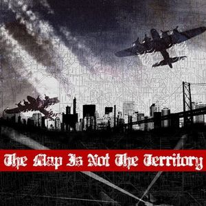 Cloudkicker - The Map Is Not The Territory CD (album) cover