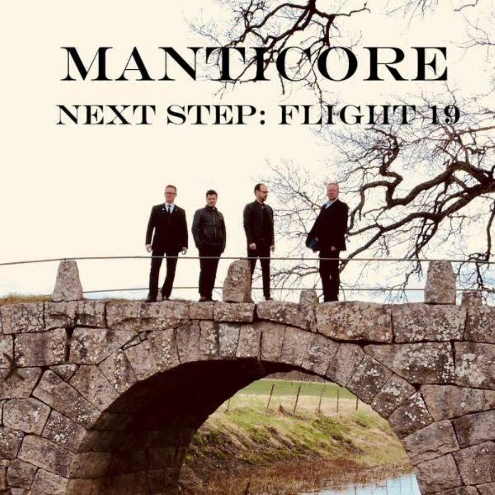 Next Step: Flight 19 by MANTICORE album cover