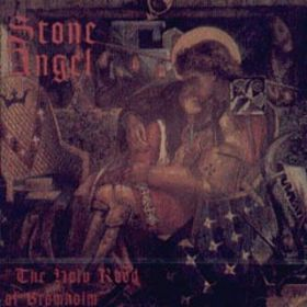 Stone Angel The Holy Rood of Bromholm album cover